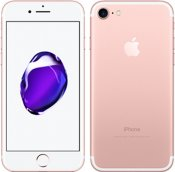iPhone 7 roseguld 32GB Nyskick