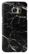 Fashion Case black marble Samsung S7