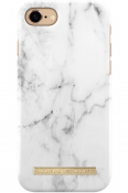 Fashion case white marble iPhone 7