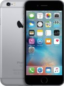 iPhone 6 64GB Space Gray Olåst | NORMALT SLITAGE