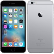 iPhone 6S 16GB Space gray Olåst | VISS SLITAGE