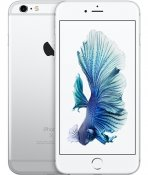 iPhone 6S Plus 32GB Silver Olåst | UTAN TOUCH-ID
