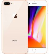 iPhone 8 Plus 64GB Guld Olåst | NYSKICK