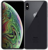 iPhone XS Max 64GB Space Gray Olåst | NYSKICK