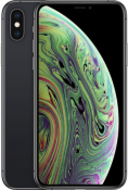 iPhone XS Max 64GB Space Gray Olåst | MYCKET GOTT SKICK