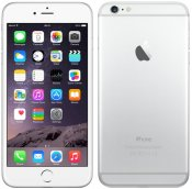 iPhone 6 Plus 16GB Olåst silver