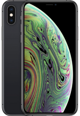 iPhone XS 64GB Space Gray Olåst | TOPPSKICK